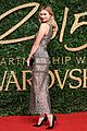 karlie kloss jourdan dunn british fashion awards 2015 34