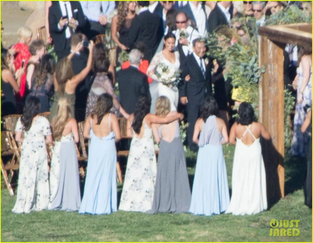 Jamie tisch wedding