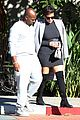 kris jenner looks amazing in mini dress with corey 11
