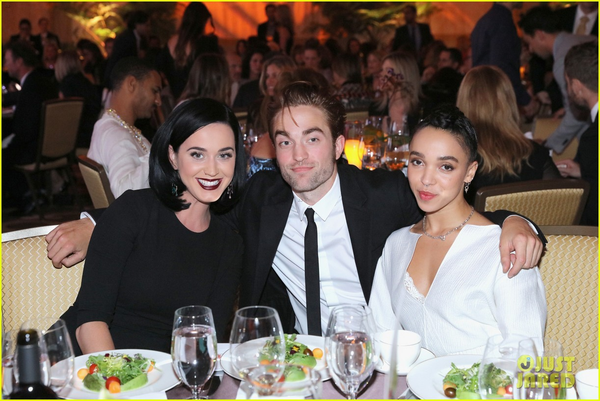 robert pattinson fka twigs have a date night with katy perry 173507365
