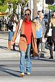 jessica alba goes shopping in coat 09