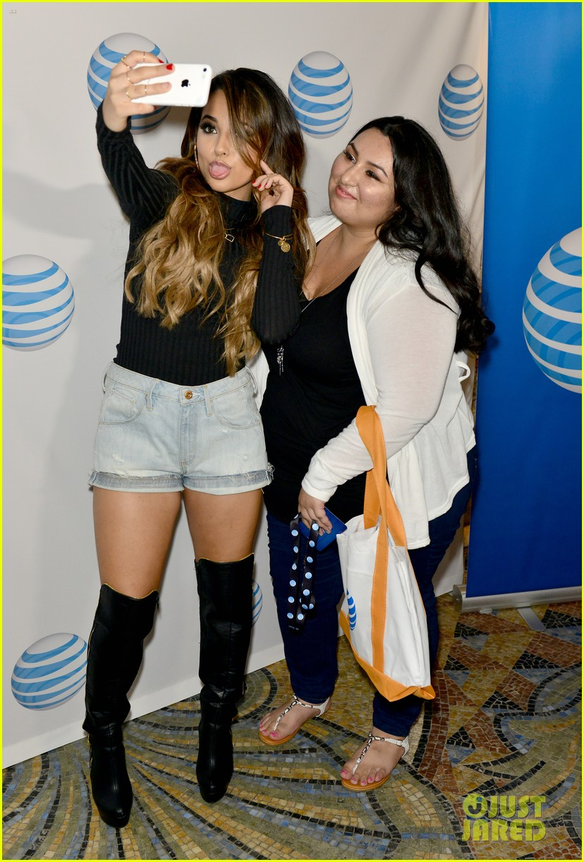 Becky G Hits Two Events In One Night in Miami