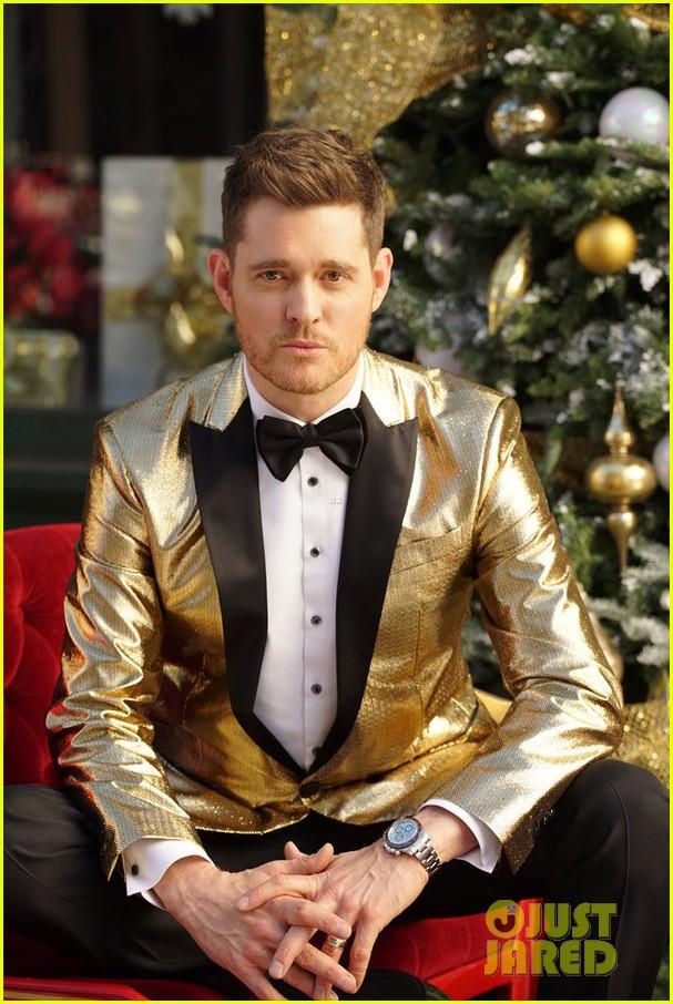 Michael Buble Christmas 2021 Ctv Full Sized Photo Of Michael Buble Christmas In Hollywood Songs Performers 11 Photo 3526928 Just Jared