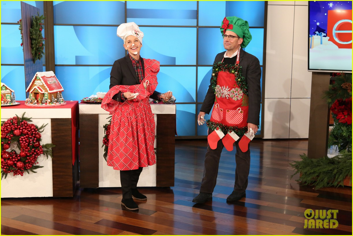 how to get on ellen degeneres christmas show