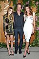 cindy crawford her family celebrate her book 26