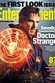 benedict cumberbatch doctor strange ew cover