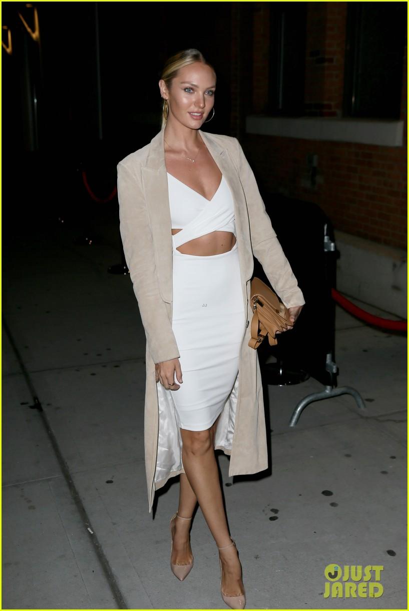 Gigi Hadid Got Butt Slapped By Pal Selena Gomez During Victorias