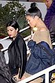 kardashian jenner sisters weeknd concert 05
