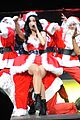 katy perry gets covered with silly string on christmas day 17