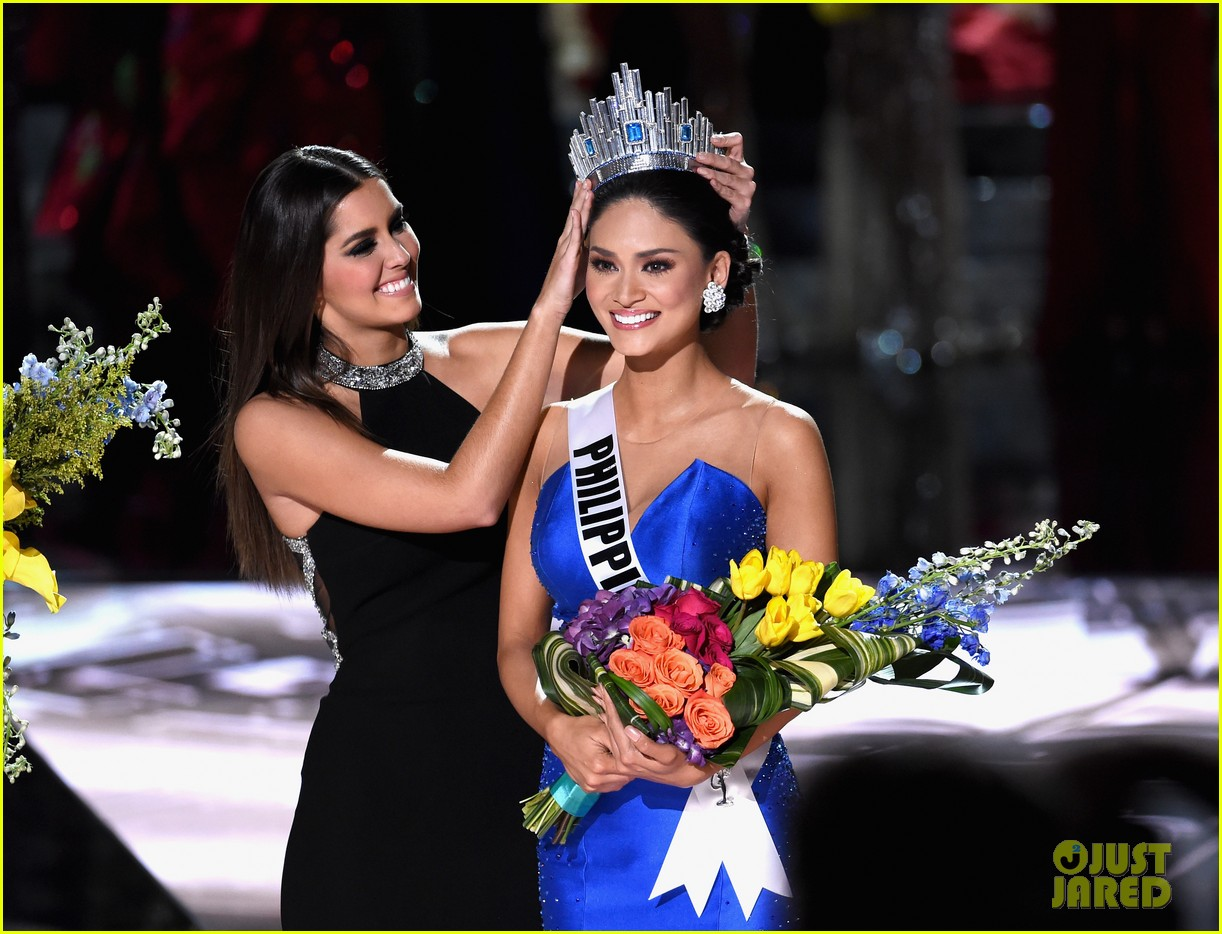 Miss Philippines Writes Touching Message to Miss Colombia: Photo ...