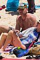naomi watts liev schreiber christmas weekend beach 13