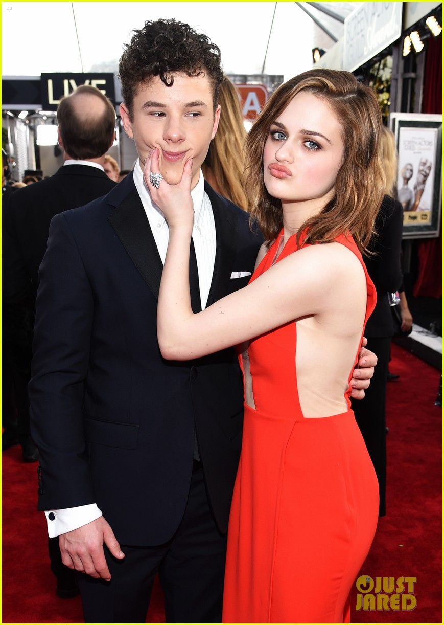 Joey King and nolan gould
