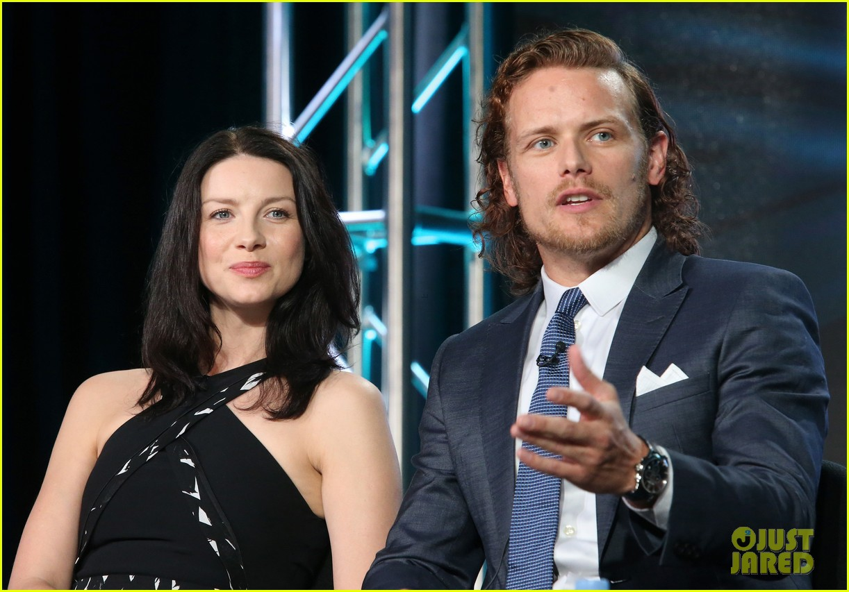 heughan dating Sam heughan dating mackenzie mauzy: outlander fans devastated new girlfriend isn't co-star caitriona.
