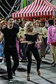 grease live sandy julianne hough writes sweet note before show 14