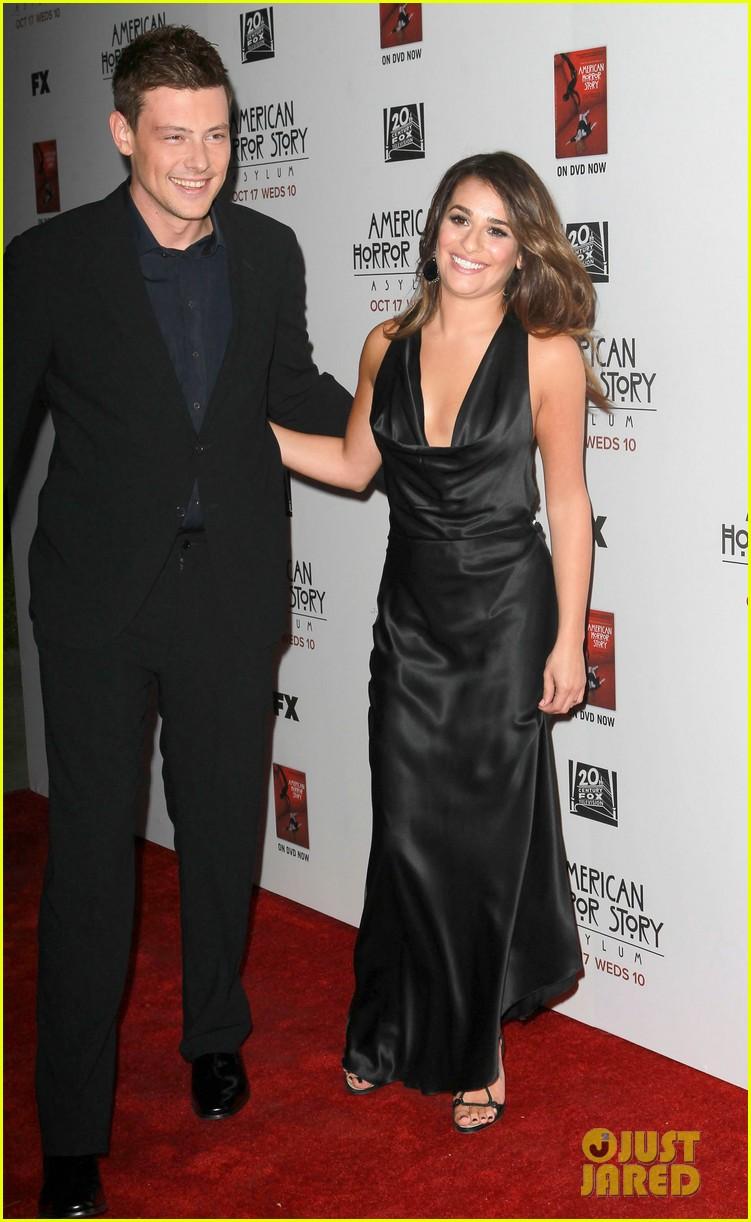 Lea Michele on Boyfriend Matthew Paetz: 'Cory Monteith ...
