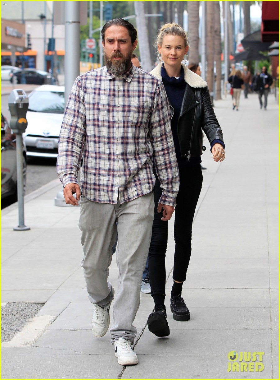 Adam Levine Films 'Broad City' with Behati Prinsloo By His Side ...