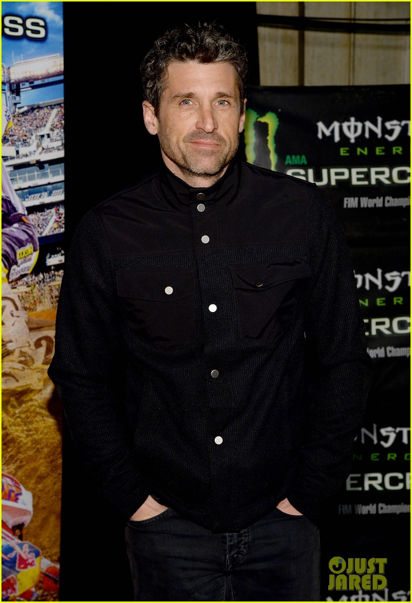 patrick dempsey supercross after divorce called off 013559096
