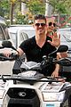 robin thicke april love geary four wheeler st barts 07