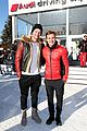 jason statham irina shayk bundle up in austria for audi hahnenkamm race weekend 02