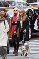 cara delevingne brings pup on shoppings trip 20