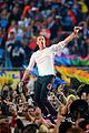 coldplay super bowl halftime show 2016 video 32