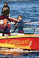 zac efron is having difficulty with swimming in the ocean 10
