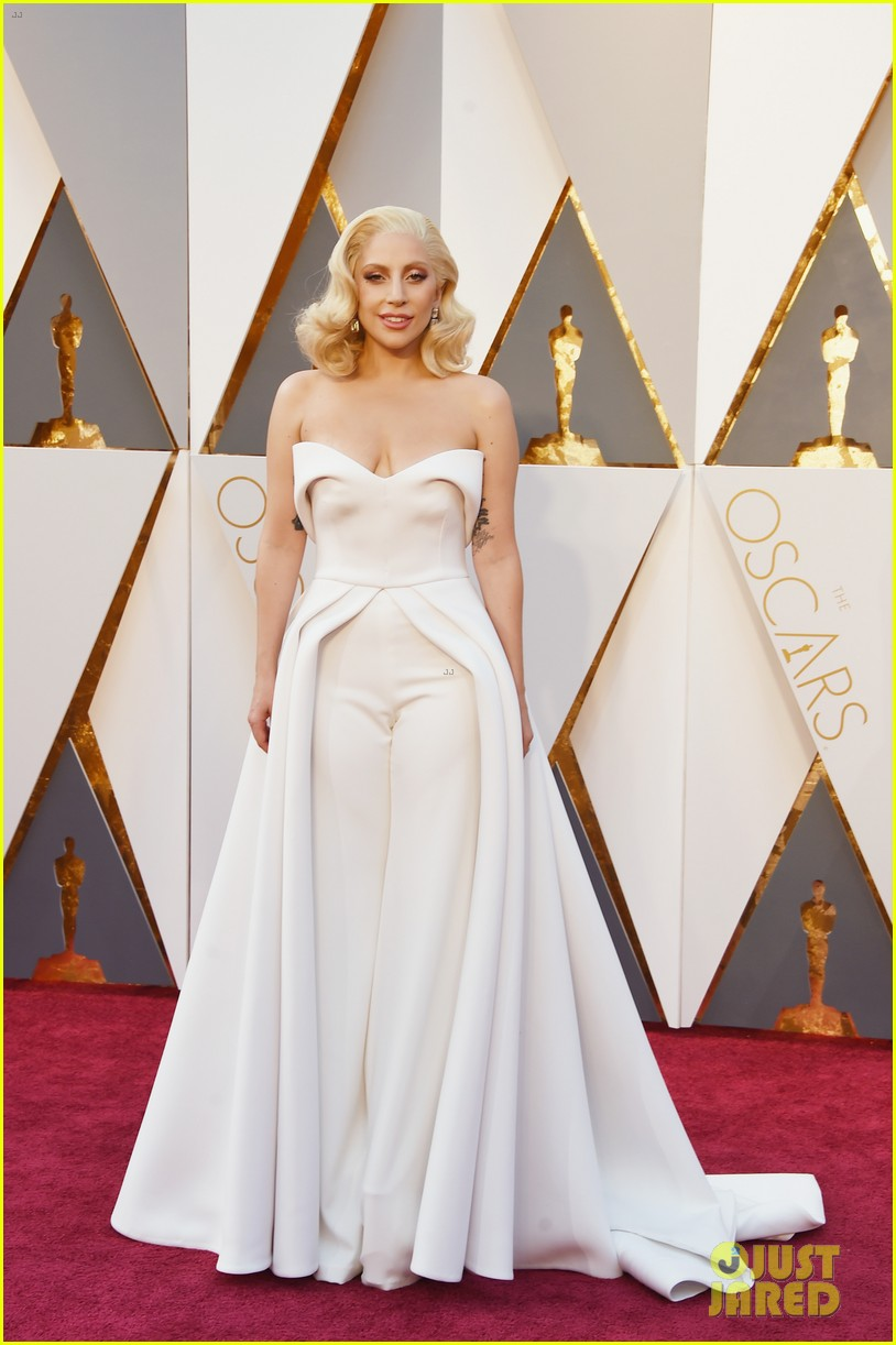 lady gaga oscars 2017 - photo #20