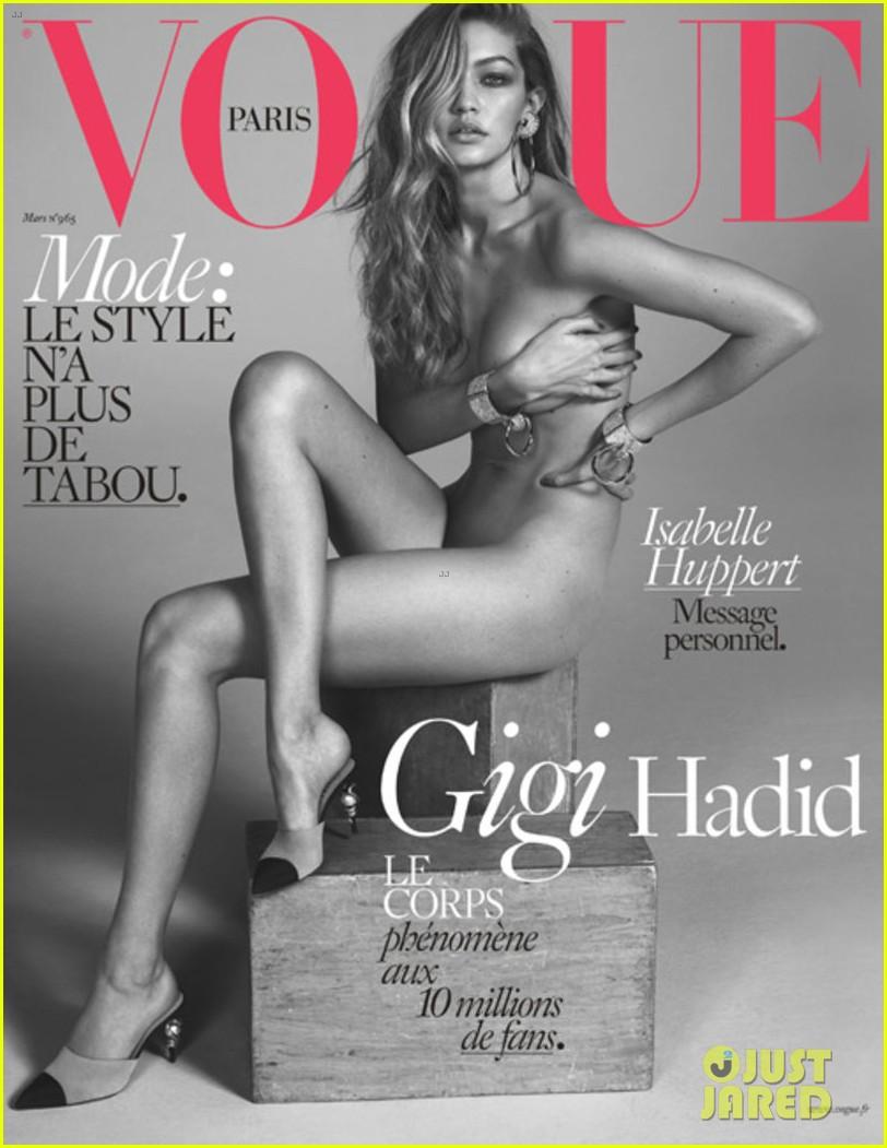 naked girl magazine