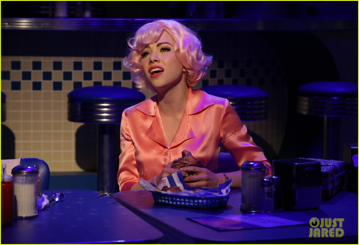 grease live full cast songs list 48
