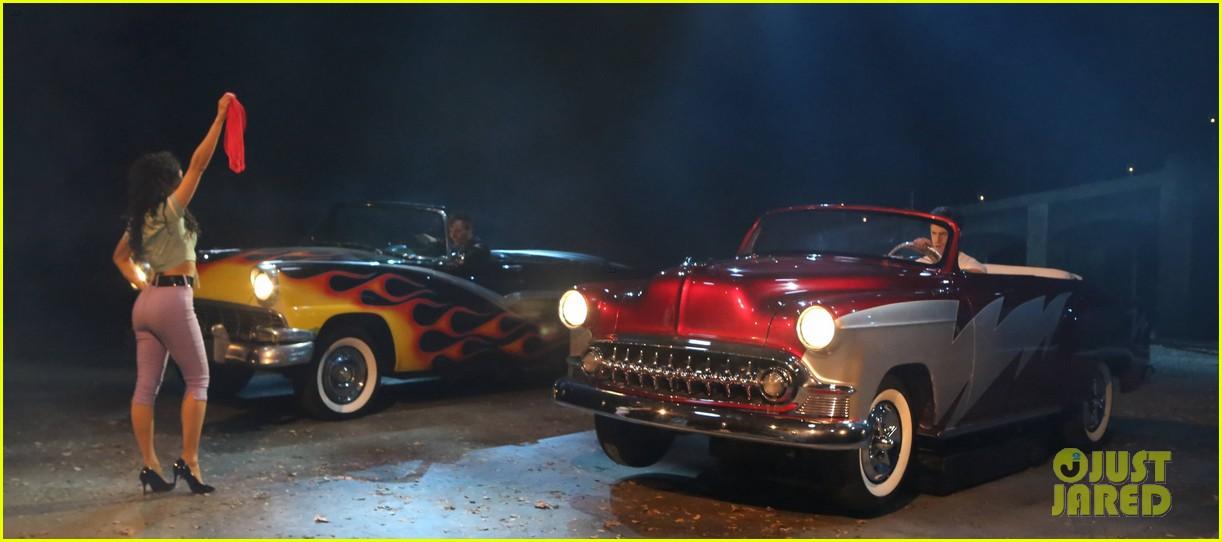 Grease Car Race