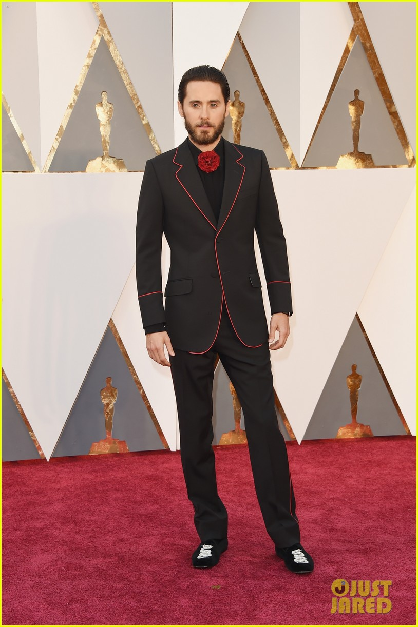 Jared Leto - 2016 Academy Awards