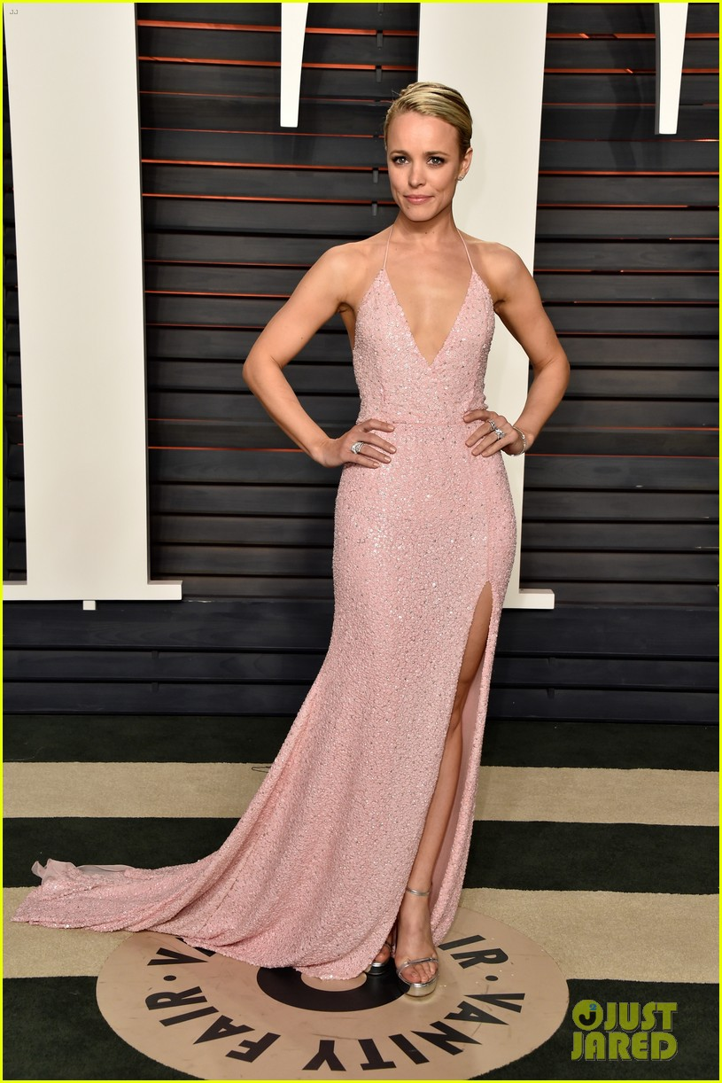 Rachel McAdams & Kerry Washington Switch It Up At Vanity Fair Oscar ...