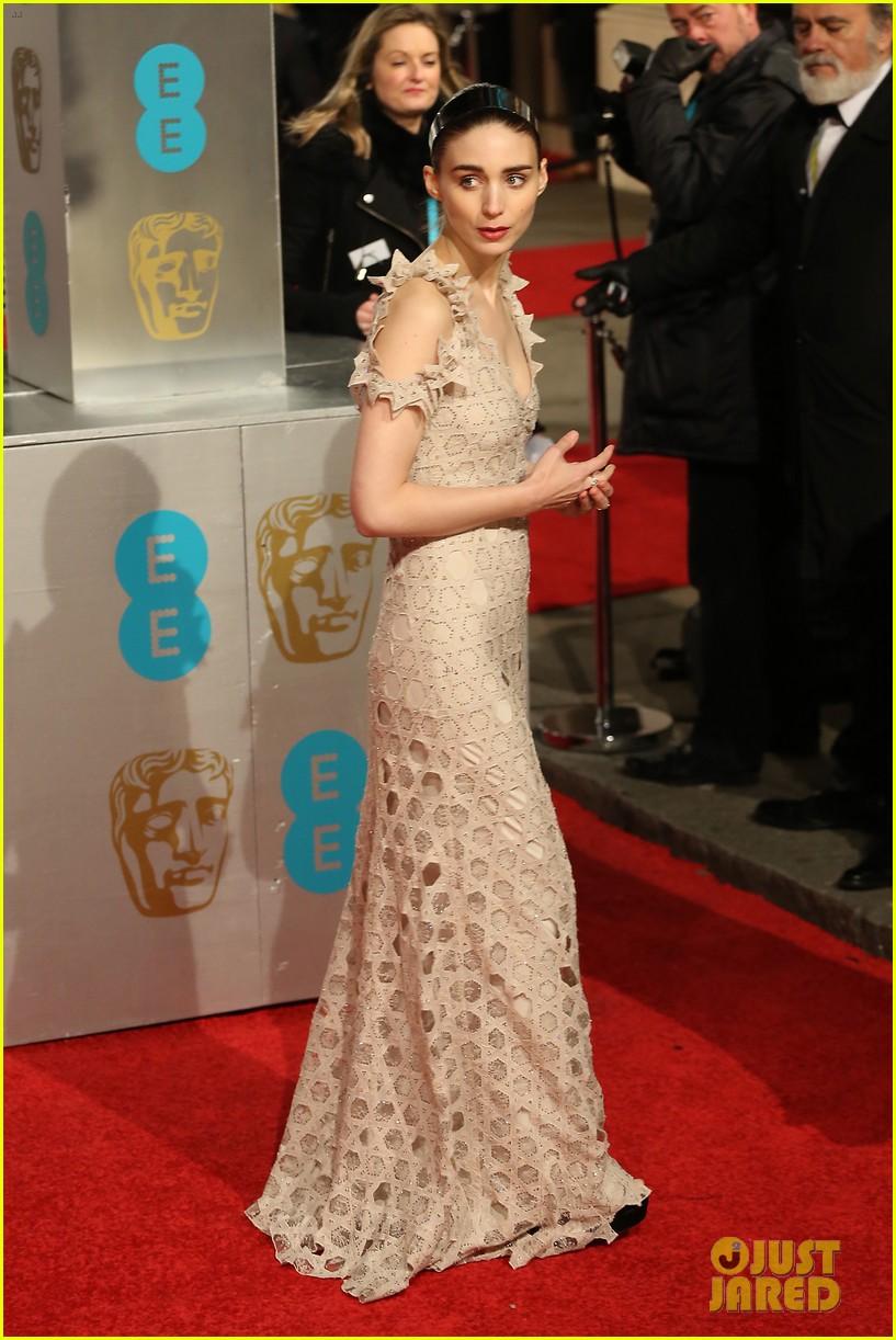 Cate Blanchett & Rooney Mara Look Lovely at BAFTAs 2016 ... Cate Blanchett 2016