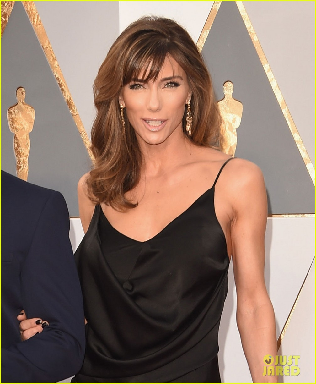 Sylvester Stallone & Wife Jennifer Flavin Attend Oscars 2016!: Photo 3592062 | 2016 Oscars ...