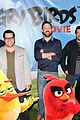 jason sudeikis angry birds cast reveal details about their characters watch trailer 03