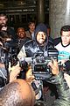 kanye west breaks up paparazzi fight at lax 30