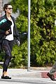 alessandra ambrosio get their fitness on together 22