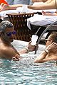 andy cohen shirtless pool easter miami 12