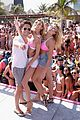 diego boneta pink spring break beach 18