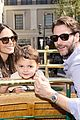 jordana brewster brings son julian to alliance of moms event 04