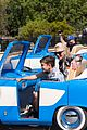gwen stefani takes her son kingston to disneyland cars land 05
