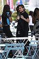 kendall jenner hailey baldwin hang out gym after img news 05