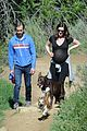 anne hathaway husband dogs baby hike 14