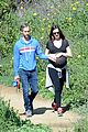 anne hathaway husband dogs baby hike 19