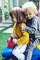 jaime king teresa palmer kids get together for a playdate 02