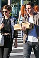 kate mara jamie bell couple up for afternoon errands 30