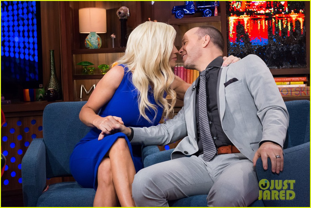 Jenny McCarthy & Donnie Wahlberg Reveal Sex Life Secrets During 'Never ...