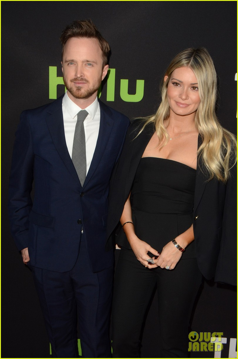 aaron paul hugh dancy michelle monaghan team up at the path premiere 04