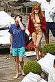 florence welch bares her bikini body alongside rocker felix white 14