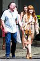 florence welch bares her bikini body alongside rocker felix white 28